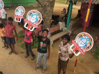 ஏழை இந்தியாவின் கோடீசுவர வேட்பாளர்கள்!