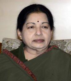 ஜெயலலிதா ஜெயராம் (24 பிப்ரவரி 1948 – 5 டிசம்பர் 2016)