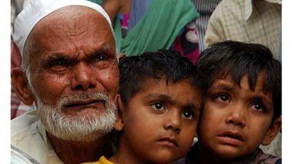 முசாபர் நகரில் முஸ்லிம்கள் மீது மேற்கொள்ளப்பட்ட வன்முறையின் அரசியல்