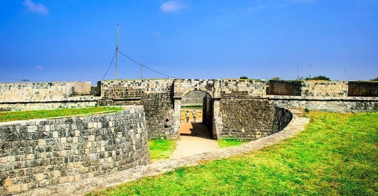 jafna fort